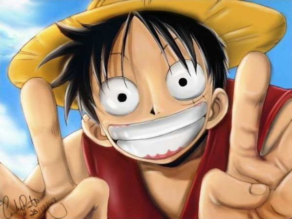 One Piece en image