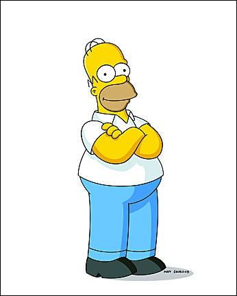 Comment s'appelle le papa des Simpson ?