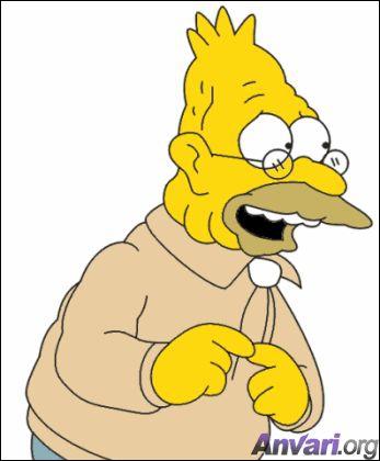 Comment s'appelle le papa de Homer ?