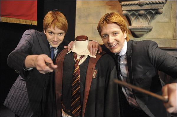 Qui aime beaucoup les Baguettes farceuses de Fred et George (HP4) ?