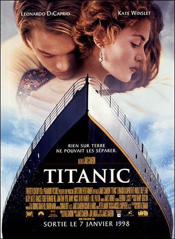 Qui a réalisé le film  Titanic  en 1997 ?
