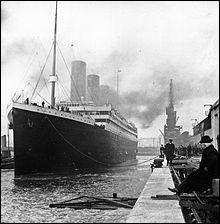 Combien y avait-il de passagers durant le voyage inaugural du Titanic ?