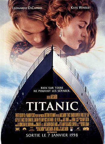 Le Titanic : du film à la réalité