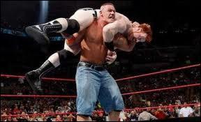 Quelle ceinture a remporté John Cena ?