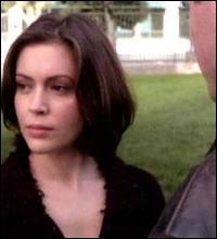 La malédiction de l'urne  : Comment s'appelle l'ex de Phoebe qui vient la voir ?