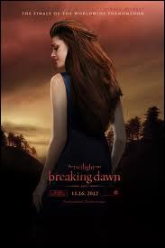 Que porte Bella après sa transformation ?
