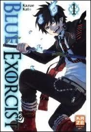 «Blue Exorcist» est-il un Shonen ou un Shojo ?