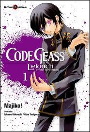 «Code Geass» est-il un Shonen ou un Shojo ?