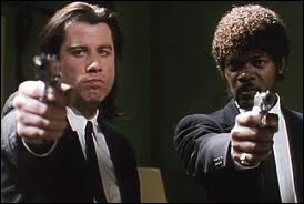 Dans quel film culte rencontre-t-on Vincent Vega et Jules Winnfield ?