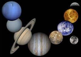 Combien puis-je voir de planètes à l'oeil nu (en comptant la Terre) ?