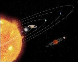 Une phrase permet de connaître l'ordre exact des planètes du système solaire en partant du Soleil. Quelle est-elle ?