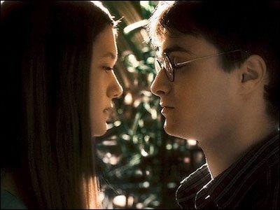 Qui est sorti avec Ginny ?