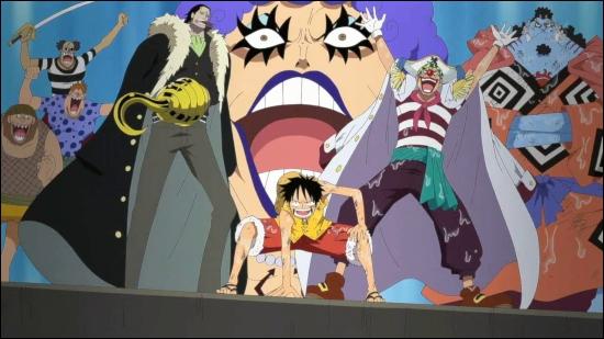 Après s'être évadé, vers où se dirige Monkey D. Luffy ?