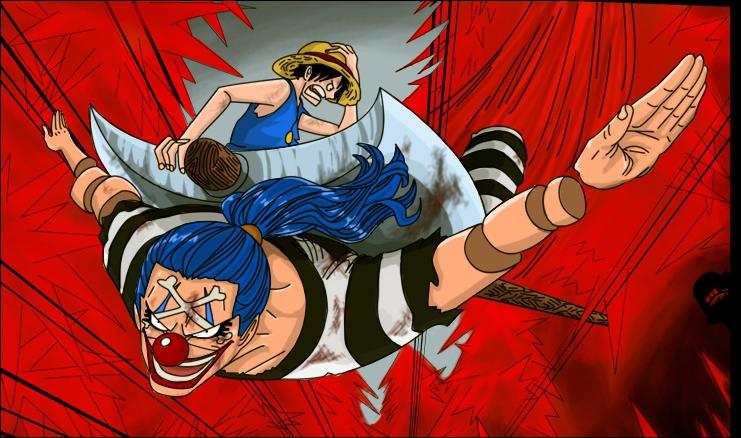 Comment Monkey D. Luffy réussit-il à s'infiltrer dans Impel Down ?