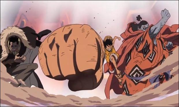 Pourquoi Monkey D. Luffy s'infiltre-t-il dans cette prison ?