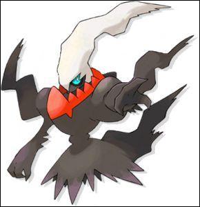 Darkrai ne peut s'accoupler avec aucun Pokémon :