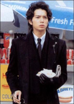 Quel acteur joue le rôle de Domyoji Tsukasa ?