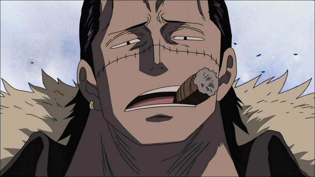 Comment se nomme cet homme fumant un cigare ?
