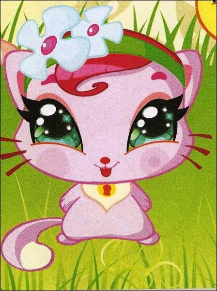 L'animal magique de Flora est Coco :