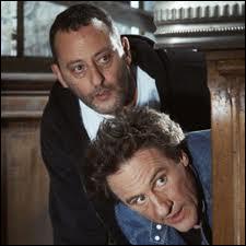 Dans quel film Quentin de Montargis (Gérard Depardieu), un braqueur simple d'esprit, colle-t-il aux basques de Ruby (Jean Reno), un criminel recherché ?