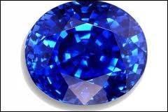 Même si on en trouve également de couleurs différentes, cette pierre est plus connue sous sa variété bleue. Il s'agit...