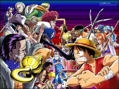 Combien de fois Luffy affrontera-t-il Mr. 0 ?