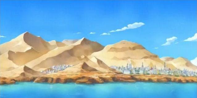 One Piece - Alabasta