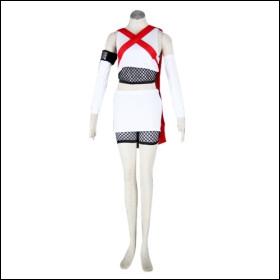 Qui, dans Naruto, porte ce vêtement ?