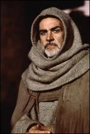 Dans quel film plusieurs fois récompensé Sean Connery porte-t-il cet accoutrement ?