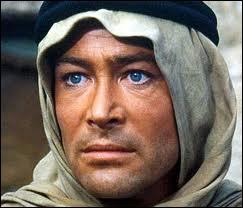 Dans quel film culte de David Lean sorti en 1962, Peter O'Toole a-t-il le rôle principal ?