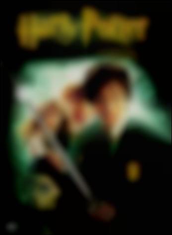 Que peut-on voir sur la couverture du DVD Harry Potter et la Chambre des Secrets ?