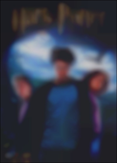 Que peut-on voir sur la couverture du DVD Harry Potter et le Prisonnier d'Azkaban ?