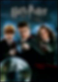 Que peut-on voir sur la couverture du DVD Harry Potter et l'Ordre du Phénix ?