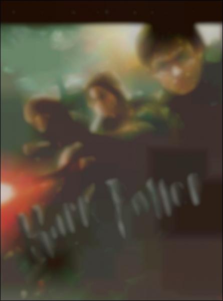 Que peut-on voir sur la couverture du DVD Harry Potter et les Reliques de la Mort, Partie 2 ?
