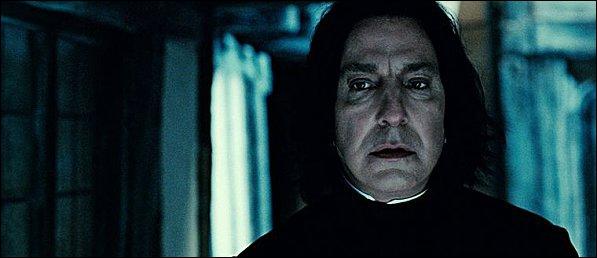 Nagini tue Severus Rogue, mais qui a donné l'ordre de le tuer ?