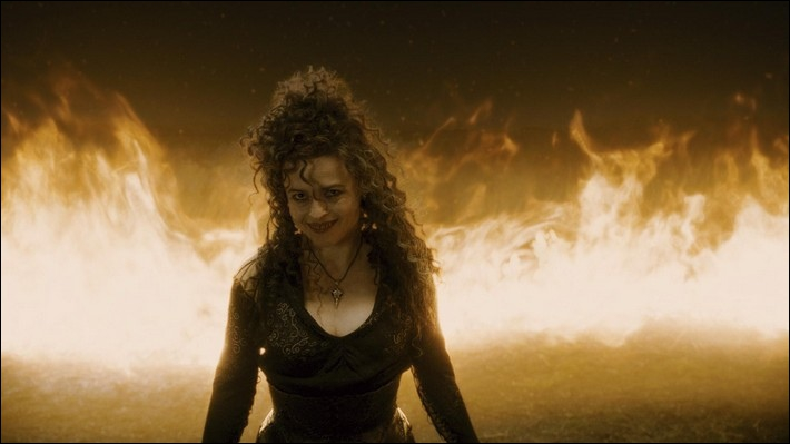 Quel membre de la famille Weasley a tué Bellatrix Lestrange ?