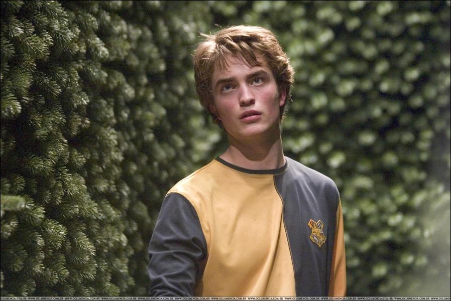 A qui Voldemort donne-t-il l'ordre de tuer Cedric Diggory ?