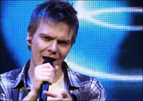Qui est ce chanteur ?