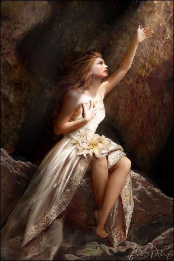 Comment se nommait la déesse Perséphone, avant son enlèvement par Hadès ?