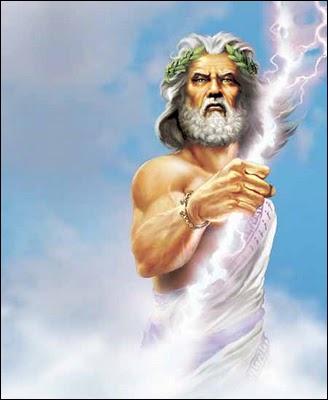 Quel dieu est sorti de la cuisse de Zeus lors de sa naissance ?