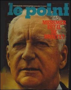 Le 25 septembre sort dans les kiosques le premier N° du magazine Le Point . De quelle rédaction venaient les journalistes fondateurs de ce nouveau magazine français d'informations générales ?