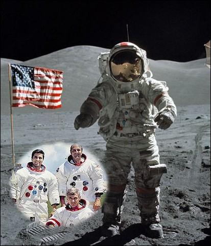 Le 11 décembre les astronautes américains Eugene Cernan, Harrison Schmitt et Ronald Evans effectuent la dernière mission lunaire. Quelle N° portait cette ultime mission du programme Apollo ?