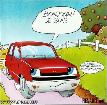 En janvier de cette année-là, Renault investit le marché de la  mini  avec quel modèle ?