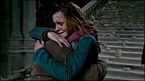 Dans quel film voit-on Hermione si triste ?
