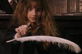Harry Potter : Hermione en images