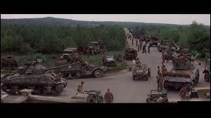Quel film donne une vision de l'opération aéroportée Market Garden de septembre 1944 ?