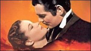 Reconnaissez-vous ce film culte de 1939 avec Clark Gable et Vivien Leigh qui se déroule sur fond de guerre de Sécession ?
