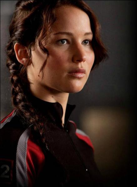 Quel est le nom de l'actrice qui joue Katniss ?