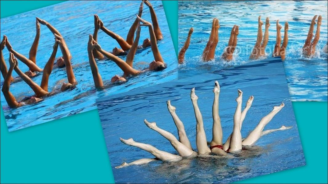 La natation synchronisée est-elle aux Jeux Olympiques ?