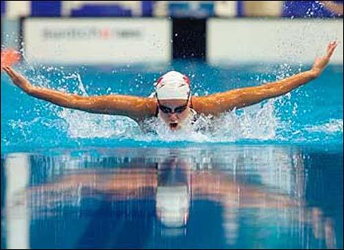 Est-ce la première nage que l'on apprend aux débutants ?